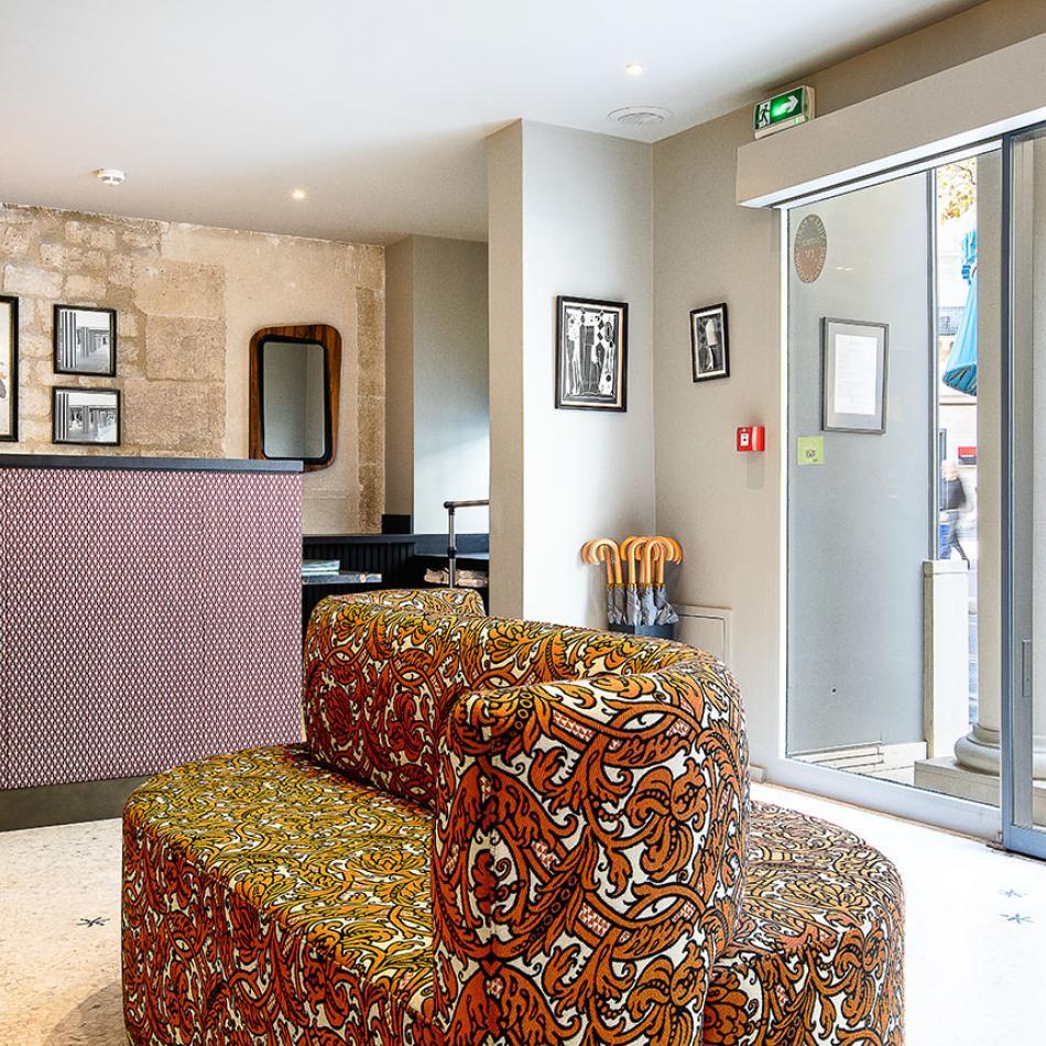 Hôtel Belloy saint-germain - Фотогалерея